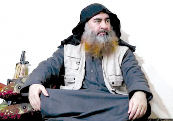 """Халиф"" ИГИЛ стал ""шахидом"", подорвав себя и двух своих жен..."