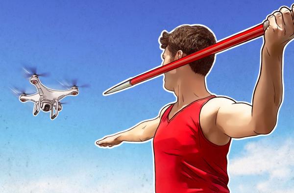 Воздушная тревога: восемь опасных инцидентов с дронами