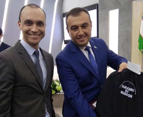 Samarkand Half Marathon: На пресс-конференции в Агентстве информации и массовых коммуникаций представили культурную программу спортивного праздника