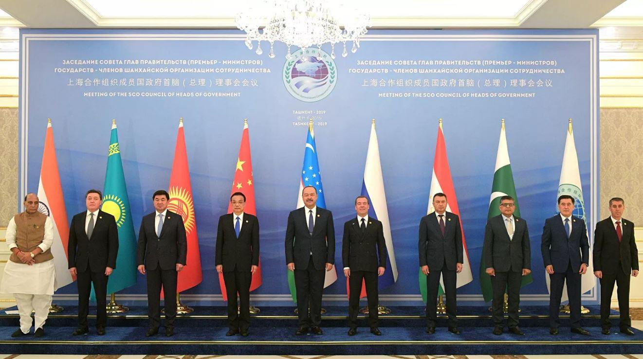 По итогам заседания Совета глав правительств стран ШОС подписано 15 документов