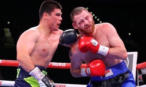 Бектемир Меликузиев выиграл свой третий поединок на профессиональном ринге (видео)