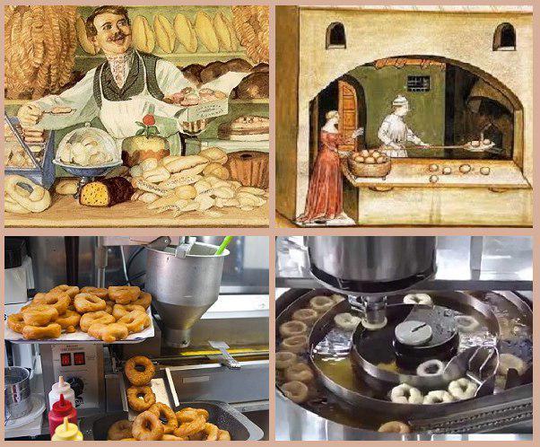 «С детства всем знакомый хлопчик - с пылу, с жару сладкий «Пончик»!