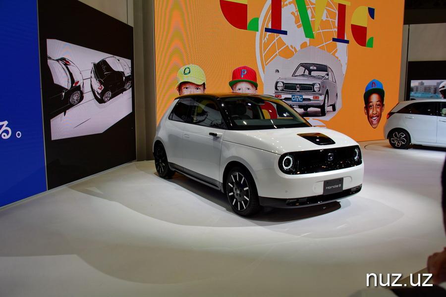 Коробочки, сенсоры и концепт-кары: что показал мировой автопром на автосалоне в Токио