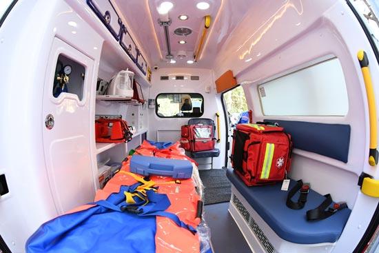 Служба скорой помощи Ташкента получит 150 современных реанимобилей