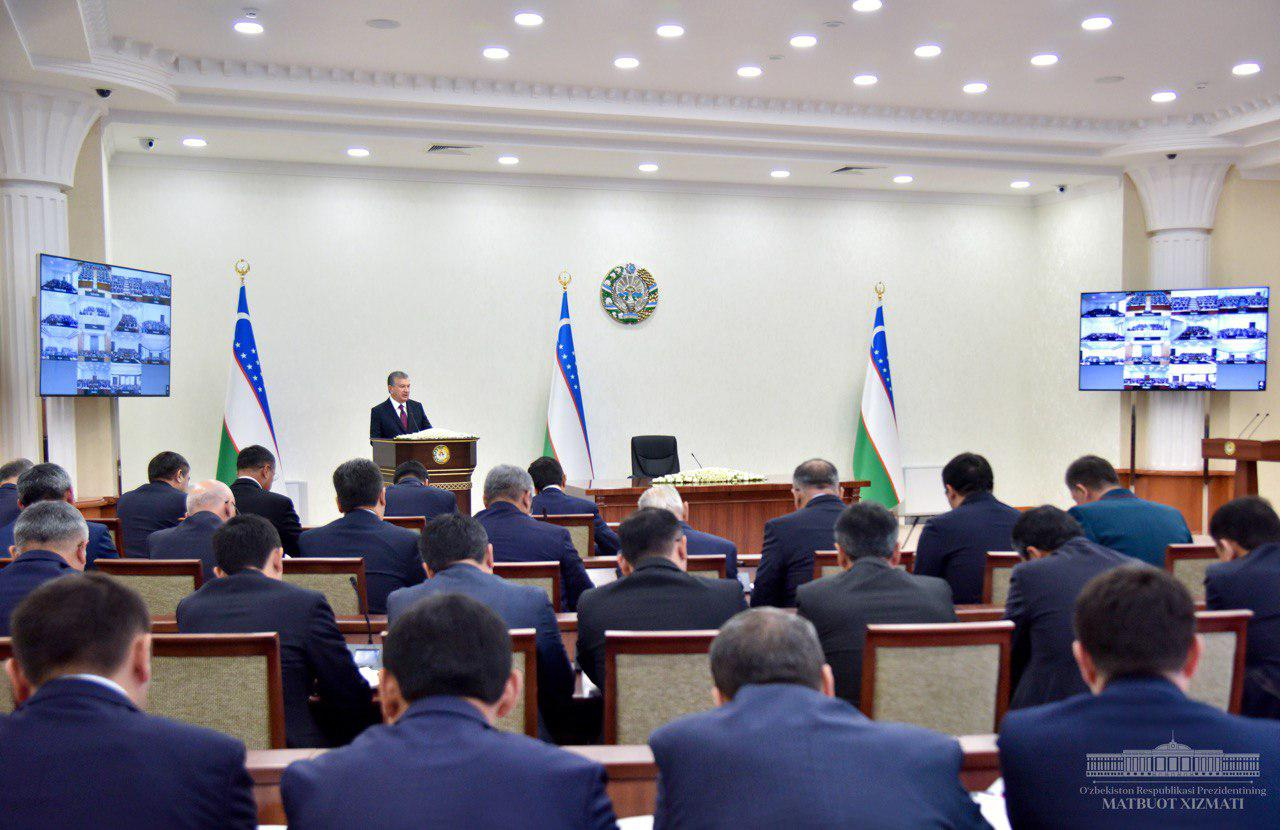 Мирзиёев поручил хокимам принять Обращение к предпринимателям и перестать чинить им препятствия