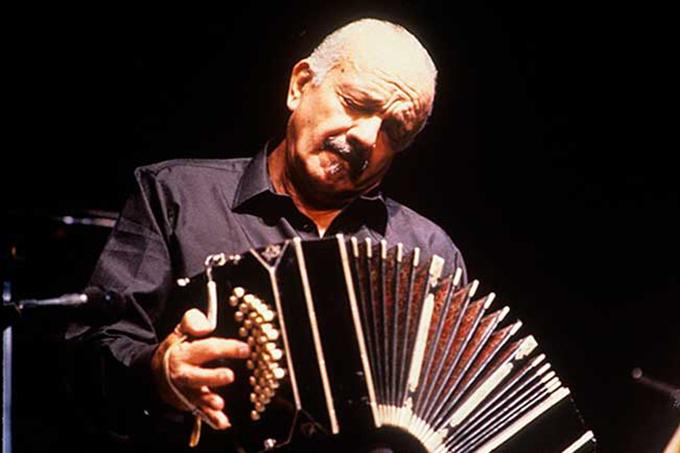 Астор Пьяццолла. Вечер в ритме танго