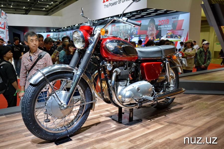 """""""Хищник"""" Kawasaki, элегантная Honda, «Летающие» мотоциклы Yamaha и футуризм от Isuzu: фишки Tokyo Motor Show 2019"""