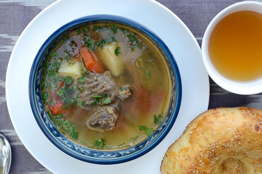 BBC: Узбекские национальные блюда признаны полезными для здоровья