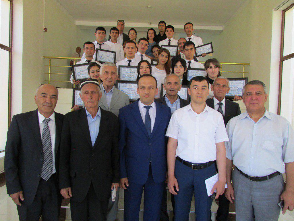 Газета на таджикском языке «Овози Самарканд»  готовится отметить  30-летний юбилей