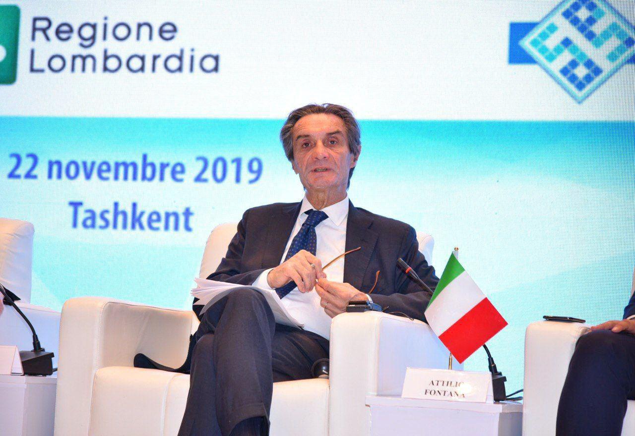 Итальянский бизнес нацелился на узбекский рынок