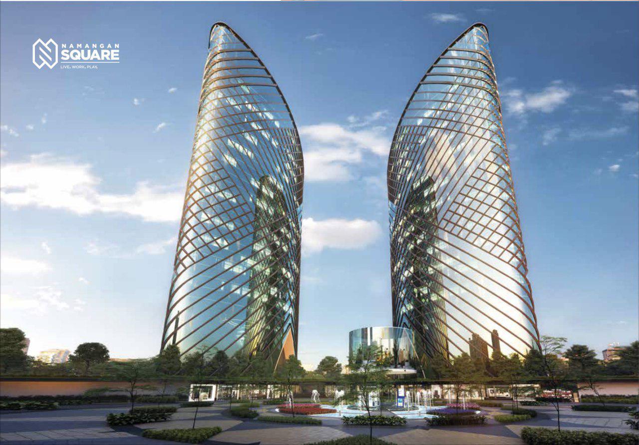 Вслед за Ташкентом амбиции взыграли в регионах: в Ферганской долине появятся небоскребы