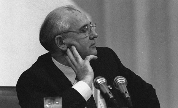 The Paper (Китай): 88-летний Горбачев выпустил новую книгу о советских реформах. «СССР еще можно было спасти»