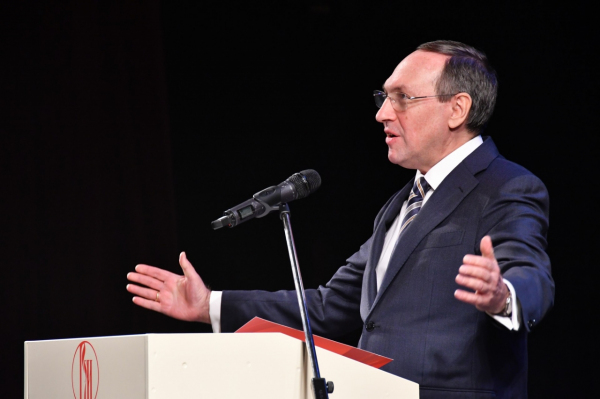 В Ярославле стартовала четырехдневная работа ХIII Ассамблеи Русского мира