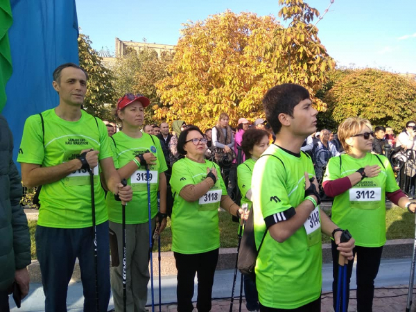 Samarkand Half Marathon стал праздником доступной среды в спорте и культуре
