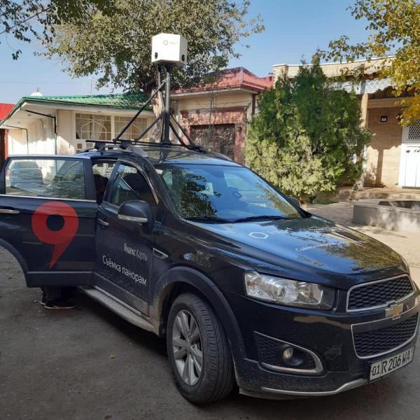 «Яндекс» начал съемку панорам Самарканда