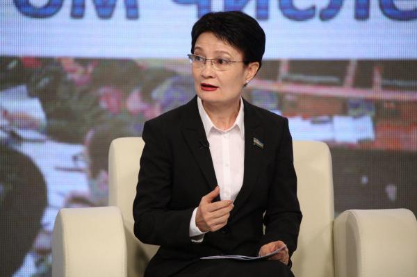 Светлана Артикова назначена заместителем генерального прокурора Узбекистана