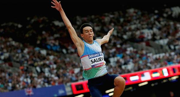Параатлет Дониёр Салиев завоевал золотую медаль и лицензию на Паралимпиаду-2020