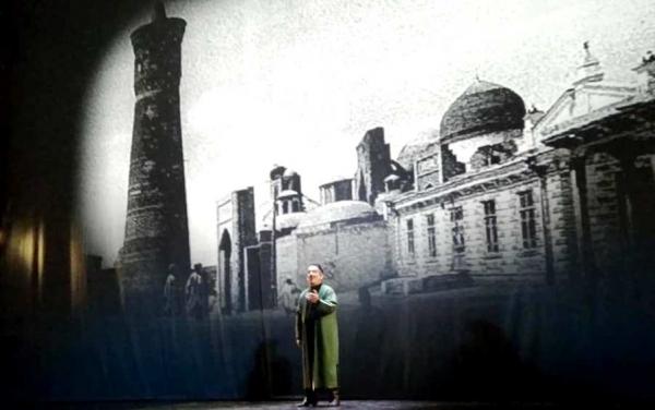 ПРЕМЬЕРА: опера «Кумуш» по мотивам романа  А. Кадыри  «Минувшие дни»