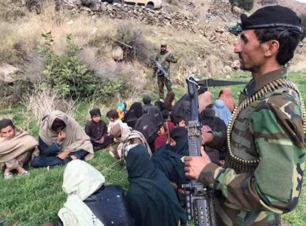 Несколько ИГИЛовцев с узбекскими паспортами сдались военным в Афганистане
