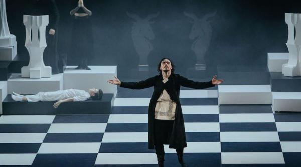 Балет   «Распутин»  покажут в  live-трансляции у театра имени Навои