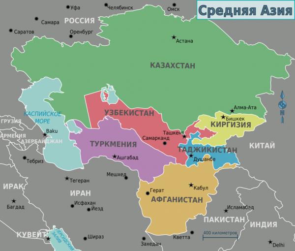 Как живется по ту сторону реки Амударья: Средняя Азия не может спокойно спать с таким соседом, как Афганистан (Advance, Хорватия)