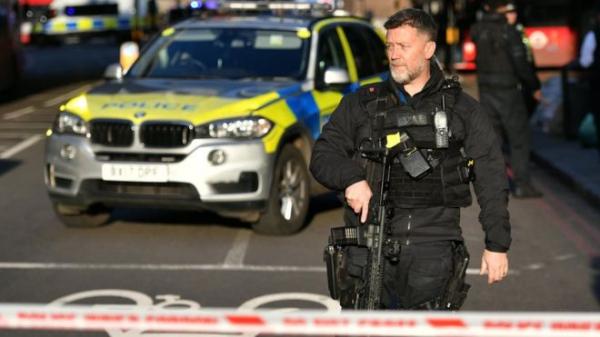 Британия на ножах. Новый теракт на Лондонском мосту. Видео