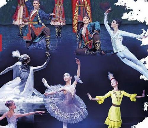 Гала-концерт Казахской национальной академии хореографии прошёл в Ташкенте