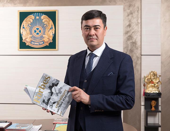 В Узбекистане будет выпускаться журнал Forbes