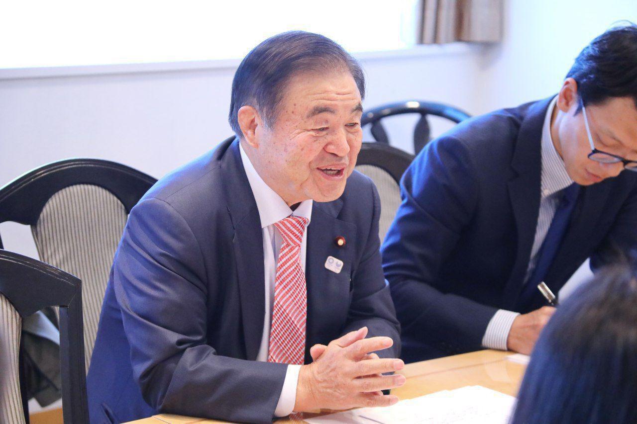 Япония готова всесторонне поддержать участие узбекских спортсменов в Олимпийских играх 2020