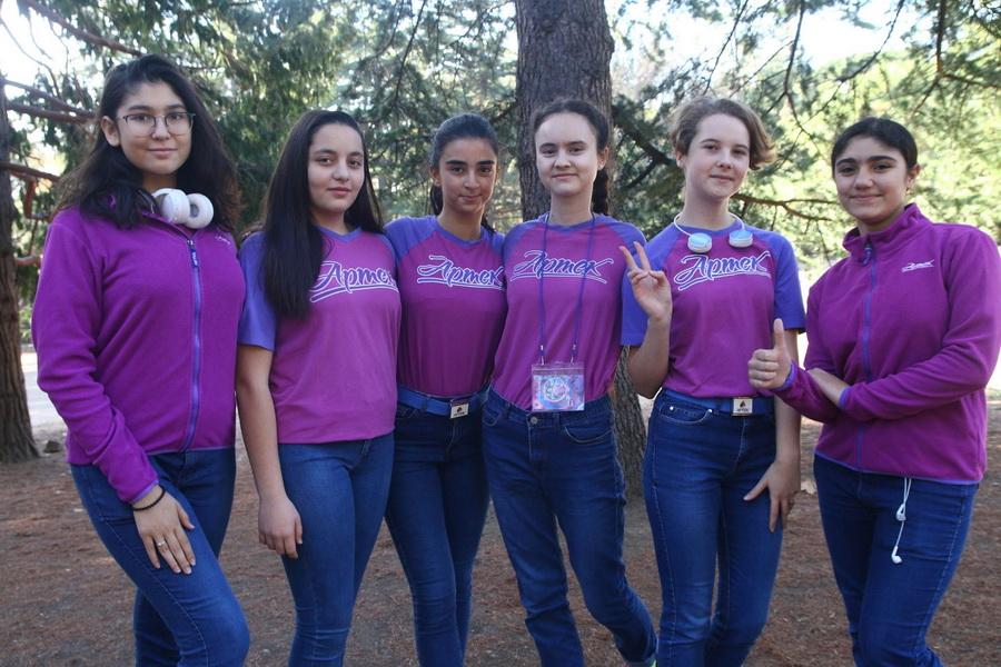 Школьники из Узбекистана приняли участие в новом проекте «Артека» «Хочу говорить по-русски!»