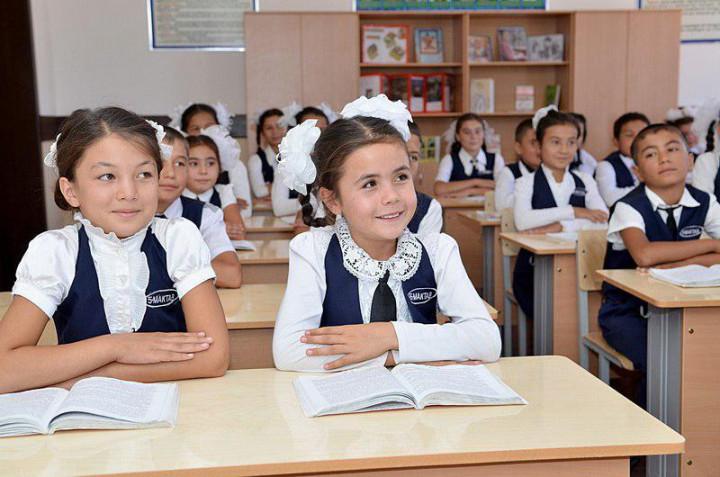 Стала известна дата начала зимних каникул в школах Узбекистана