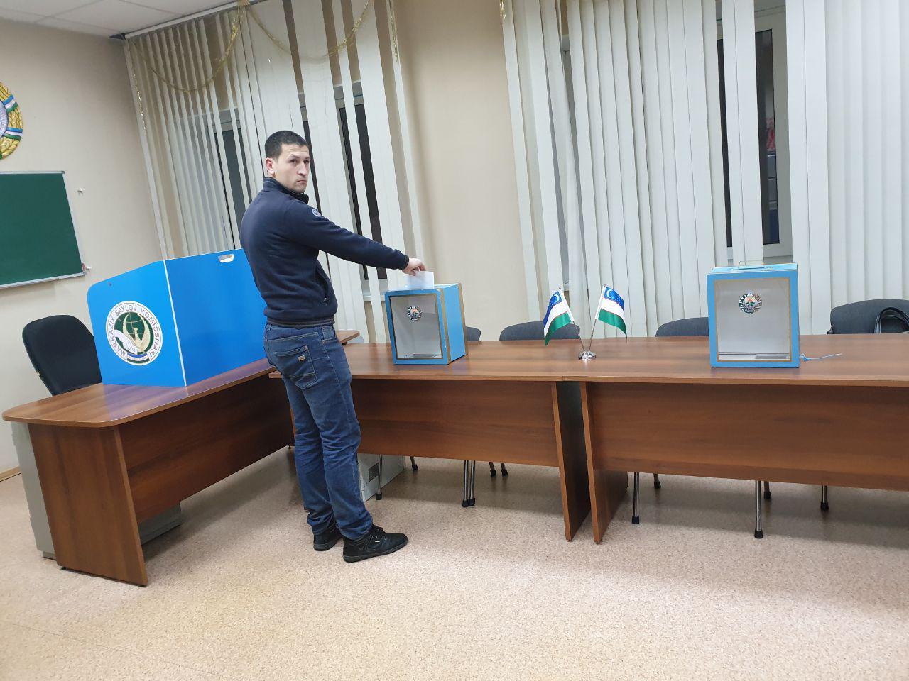 Сегодня стартовали досрочные парламентские выборы за рубежом
