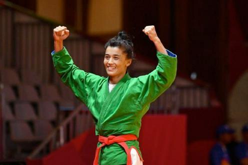 Борцов-курашистов лишили золотых медалей из-за допинга
