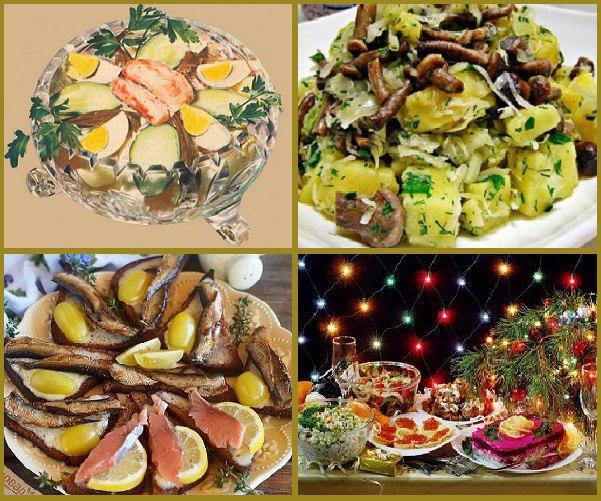Как на выдумку богаты «Новогодние салаты»!
