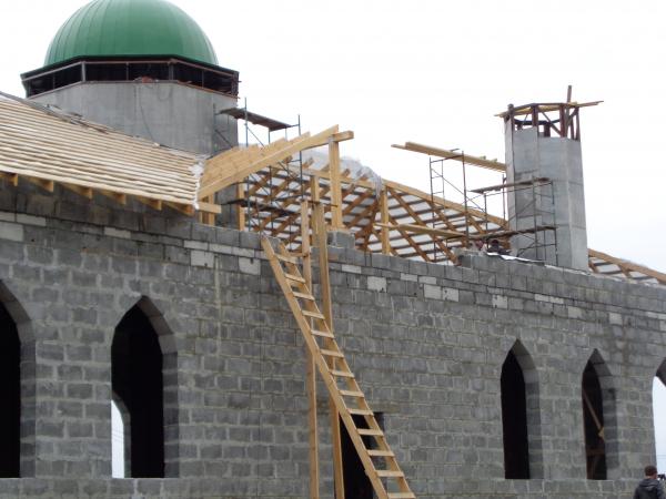 В Ташкенте строится новая соборная мечеть