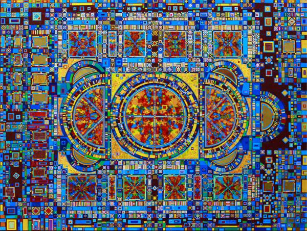 В Ташкентском доме фотографии проходит выставка «1+1=Осознанность»
