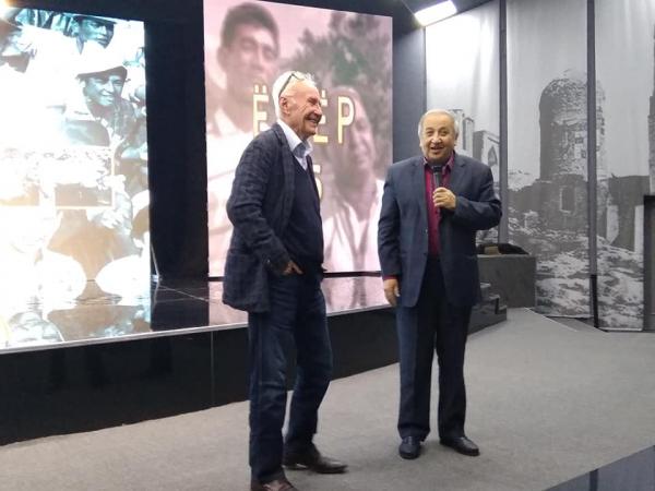 В Ташкенте торжественно отметили 55-летие кинокартины «Ёр-ёр» режиссёра Али Хамраева