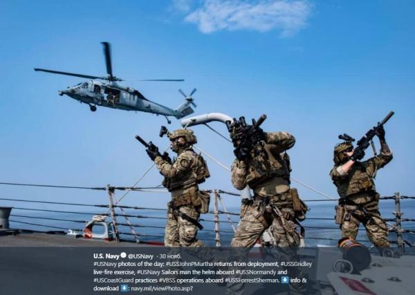 Курсант из КСА застрелил троих военных летчиков на американской базе ВМФ