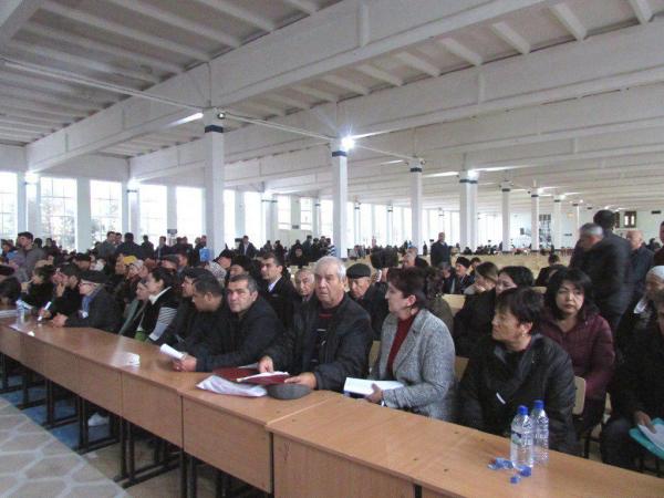 На выездные приемы хокима Самаркандской области приходят до 600 человек. О чем это говорит?