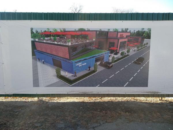 Никаких кафе: в хокимияте объяснили, откуда взялся проект постройки ресторана, спа-салона и автомойки на месте парка «Гулшан»