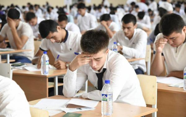 Утверждены предметы вступительных тестов на 2020-2021 учебный год
