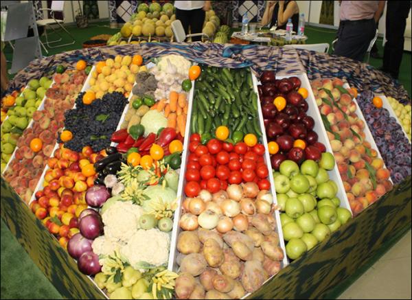 Россельхознадзор откроет пункт по экспорту плодоовощной продукции в Джизакской области