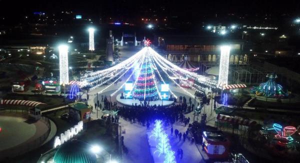 «Узбекистон темир йуллари» организует новогодние праздники в своих парках