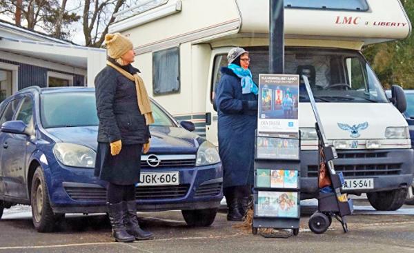 Yle (Финляндия): бросить «Свидетелей Иеговы» — значит избавиться от страха и изоляции