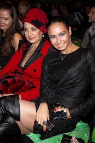 «Я первой в Ташкенте надела черные чулки и мини»: как Ирина Винер стала королевой гимнастики