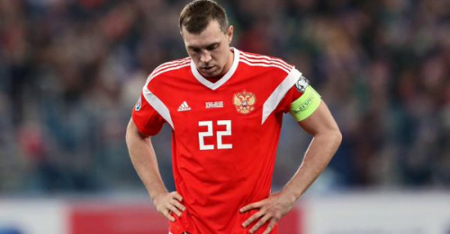France Football: Россия исключена из ЧМ-2022 в Катаре!