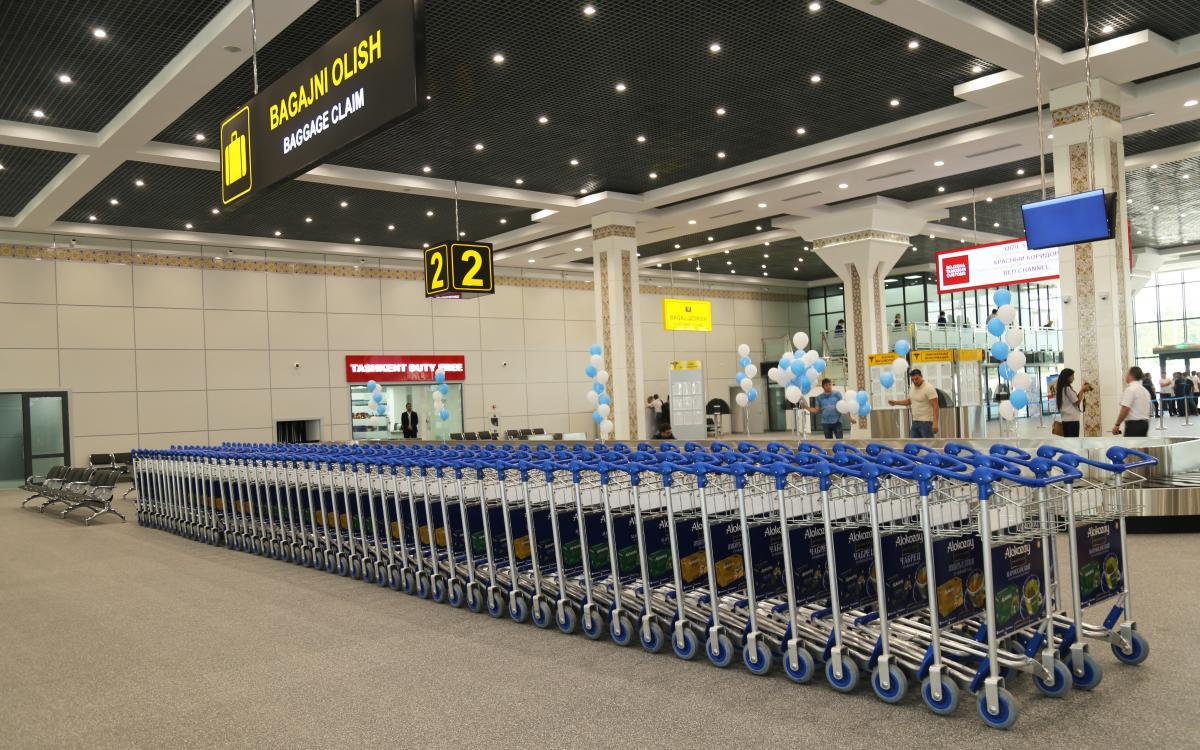 Аэропорты Узбекистана - то, о чем вы раньше не знали!