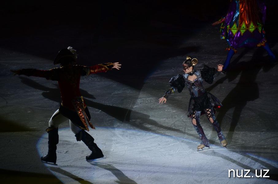 «Настоящий Щелкунчик» - дух Рождества и волшебства на ледовой арене «Хумо»