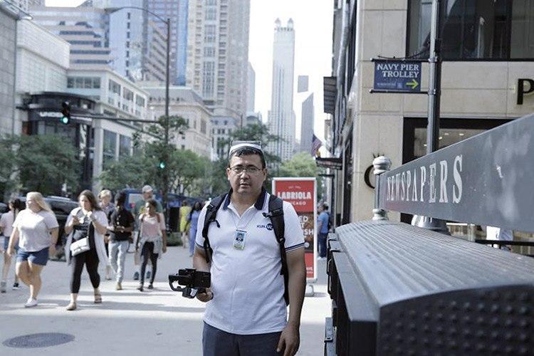 Пресс-секретарь Андижанского хокимията была оштрафована за оскорбление журналиста