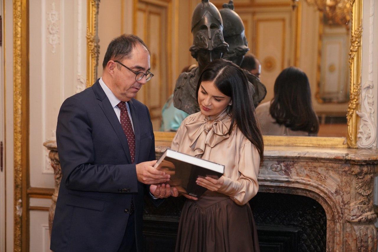 В 2021 году в Лувре будет организована выставка, посвященная культурному наследию Узбекистана